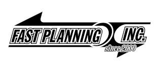 fastplanning